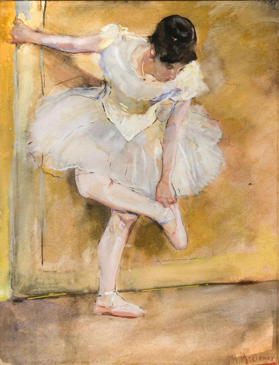 Ballerina, 1884-1885